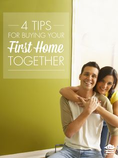 Buying your first home with your significant other should be an exciting adventure. Here's how to limit the stress.