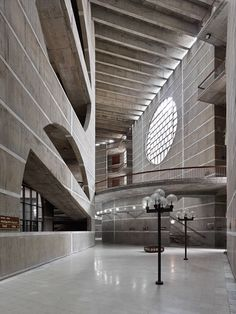 """Louis Kahn : House of the Nation"" 