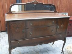 antique buffet $75 la crescenta