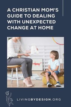 As a Christian mom, dealing with unexpected change in my home has been the most challenging thing I've ever gone through. Here are six truths from Scripture to guide Christian moms through seasons of unexpected change in their homes. Romans 8 28, Free Bible Study, Seek The Lord, Christian Resources, Seeking God, Let God, My Emotions, Good Parenting, Finding Joy