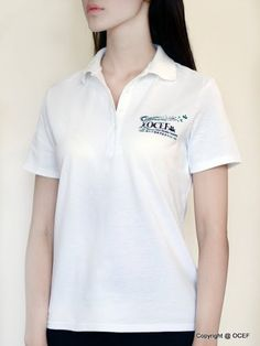 OCEF Ladies Official Polo Shirt (Size: S) by Hanes. $20.00