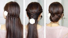 IL TERZO!! - Quick & Easy Holiday Hairstyles with Twist Braids + GIVEAWAY