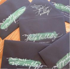#brushlettering with metallic brush stroke  created by Anne Robin Calligraphy www.annerobin.com  #calligraphy
