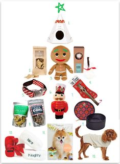 Christmas Gift Guide for the Dogs | Pretty Fluffy Blog