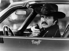 Burt Reynolds reaches back to his 'Bandit' days before film screening in Tampa Bandit Trans Am, Cowboy Suit, Smokey And The Bandit, Pontiac Firebird Trans Am, Burt Reynolds, People Of Interest, New Poster, Film Stills, Classic Hollywood