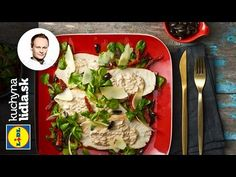 Morčacie prsia s tuniakovou omáčkou a poľníčkom - Marcel Ihnačák - recepty kuchynalidla.sk - YouTube