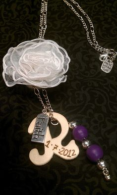 "Silver Charm Fashion Jewelry Finding ""birth Certificate"" Scrapbooking ** Includes Gift Box **"