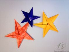 stars from pentagon paper