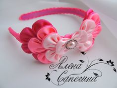 Headband Bantik bantik hair accessory por FlowerFairyAlena en Etsy