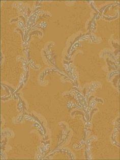 Verdigris Damask Wallpaper ~ $31.99 per single roll