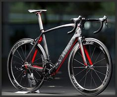 #SWorks carbon fibre bike made by #McLaren and #Specialised