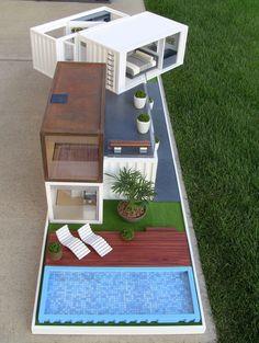 Completed FR8 House | Paris Renfroe | Flickr
