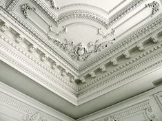 Custom Ceiling Design by JP Weaver Co traditional-dining-room