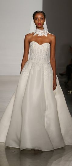 New York Bridal Week: Amsale Fall 2016 - Belle The Magazine