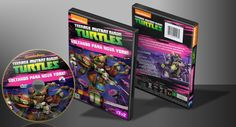 Teenage Mutant Ninja Turtles - Voltando Pra Nova York! - Capa | VITRINE - Galeria De Capas - Designer Covers Custom | Capas & Labels Customizados