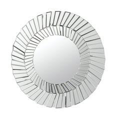 U0027Fortuneu0027 Round Mirror | Round Mirrors, Rounding And Mirror Mirror