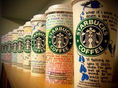 starbucks art | Clueless: O Starbucks e a neo pop-art