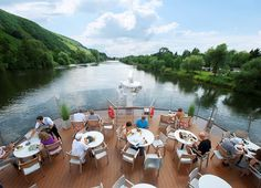 Lunch with a View with Viking River Cruises Imagine enjoying meals as you meander the world's most magnificent waterways! Call us for more information! (800) 264-0557