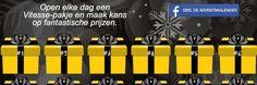Dinsdag is het zover. De start van de maand december. In deze traditionele feestmaand maak je bij Vitesse elke dag kans op fantastische prijzen, kortingen en andere Vitesse-verrassingen. Open van 1 tot en met 24 december elke dag een Vitesse-pakje in de Vitesse Adventskalender.