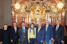 Shrines of Europe - Bürgermeister der Partnerstädte @ Anna Maria Scherfler Anna Marias, Kirchen, Blog, Fair Grounds, Europe, War, Fashion, Christian, Faith