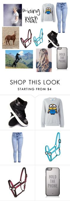 """1D outfit #108"" by niall-lover-2000 ❤ liked on Polyvore featuring Supra, Steve J & Yoni P, New Look and Kate Spade"
