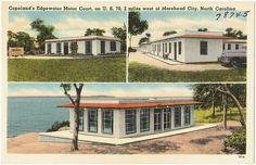 Edgewater Motel, Morehead City NC