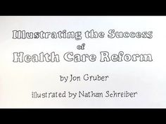 Wondering how health care reform works, and why it's so important? In this animated video, Jonathan Gruber, MIT economist and former special advisor to the President on health care, explains the benefits of reform and why the individual mandate is necessary.