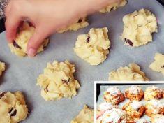 Zdravé jablkové sušenky bez mouky a cukru: Jsou zcela jednoduché a za 10 minut upečené Kefir, Yummy Food, Delicious Meals, Cauliflower, Sweet Treats, Cookies, Baking, Vegetables, Desserts