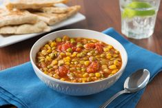 Mexican Split Pea Soup - Half Cup Habit