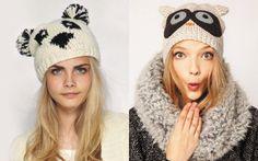 Стильные молодежные шапки Knitted Hats, Winter Hats, Knitting, Fashion, Beret, Moda, Tricot, Knit Caps, Breien