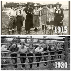 No matter the decade, you can always have fun in Montana! Happy #throwbackthursday!   bottom photo credit: Montana Historical Society