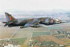 Hawker Siddeley Harrier GR.3- Royal Air Force (RAF), United Kingdom