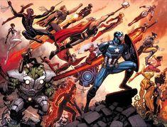 Preparem-se para o Mundo dos Vingadores! - Quadrinhos - Herói