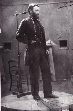 """General Grant - Ulysses S. Grant 18th U.S. President The """"S"""" in Grant s 2639ff0354d"""