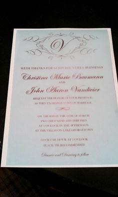 16 Military Wedding Invitations addressing military wedding