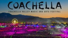The Coachella Festival has this very interesting sustainability practices which is the recycling store where the attendees redeem empty bottles, cups, and cans for free water and awesome prizes. Over 6 million recyclables have been saved since Coachella Live, Coachella Festival, Coachella Valley, Edm Festival, Festivals, Charlotte Gainsbourg, Tame Impala, Kid Cudi, Amor