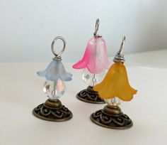 Fairy Garden Lantern Miniature Garden Lantern by PerfectPosies