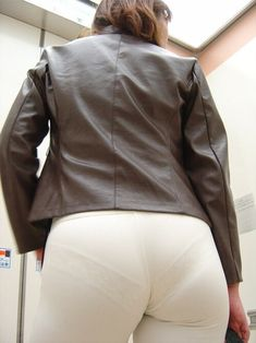 Only VPL — julie958: Another gorgeous panty line - and I...
