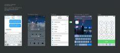 Free Mobile UI Designs