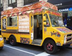 juice truck | THE BASICS OF STARTING A STREET FOOD BUSINESS | New York Street Food
