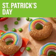 Get lucky treats and dessert inspiration for St. Patrick's Day!