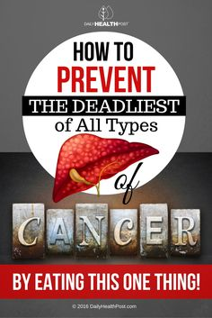 How To Prevent The Deadliest of All Types of Cancer By Eating This ONE Thing! via @dailyhealthpost | http://dailyhealthpost.com/how-to-prevent-pancreatic-cancer-with-vitamin-c/