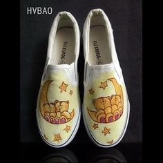 Buy 'HVBAO – Canvas Slip-Ons' at YesStyle.com plus more China items and get Free International Shipping on qualifying orders.