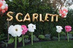 Scarlett's First Birthday Party | Molly Sims