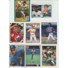 Huge lot of 30 + MOISES ALOU cards lot 2 RC 1990 - 2009 Pirates Astros Cubs Mets Listing in the 1990-1999,Lots,MLB,Baseball,Sports Cards,Sport Memorabilia & Cards Category on eBid United States | 148944958