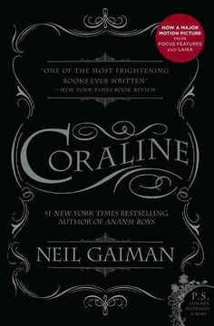 If you are a Coraline fan you must read the book the movie is based on.