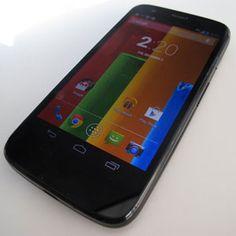 Motorola Moto G: Hands-On Review