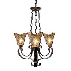 LNC 3 Lights Antique Finish Chandelier Lighting Glass Shade ( Bulb Not Included ) LNC http://www.amazon.com/dp/B018K8H04W/ref=cm_sw_r_pi_dp_MLAWwb1ZXMKA7