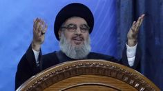 Hezbollah leader says the Lebanese resistance is resolved to defeat terrorists and Takfiri militants.