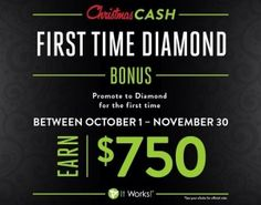 More Christmas Cash for Distributors! - http://www.bodywraphub.com/daily-my-it-works-blog-and-tips/christmas-cash-distributors/
